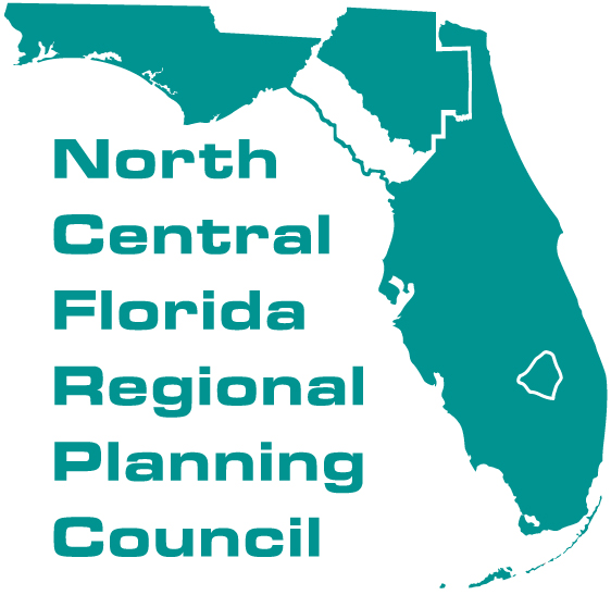 North Central Florida Map.North Central Florida Regional Planning Council